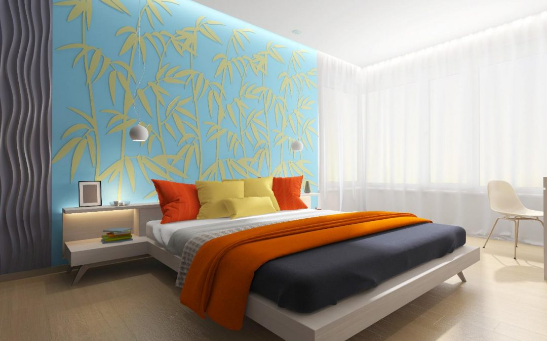 5 reasons to include wallcovering in a hotels interior design